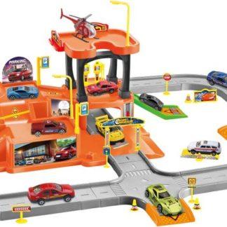 Wiky Vehicles Parkovací stanice 69x56x23