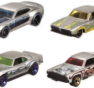 Hot Wheels tématické auto - 50. let výročí Zamac Flames