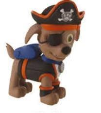ZUMA pirát - Tlapková patrola