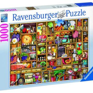 Puzzle Kredenc 1000 dílků