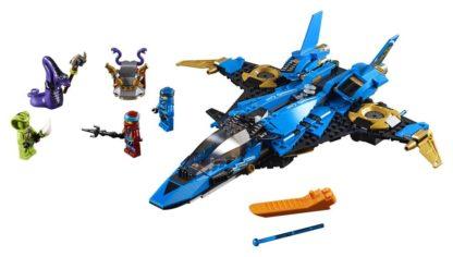 Lego Ninjago Jayův bouřkový štít