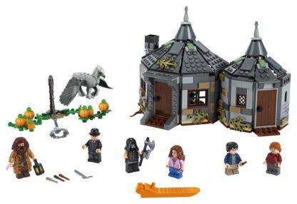 Lego Harry Potter TM Hagridova bouda: Záchrana Klofana