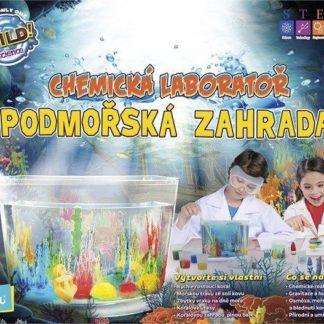 Chemická laboratoř - podmořská