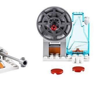 Lego Star Wars Sněžný spídr