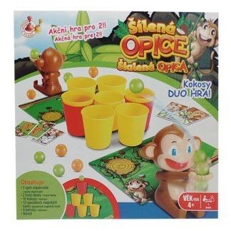 Dětská hra Šílená opice