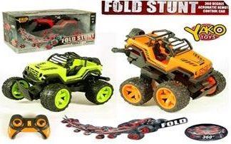 Auto RC Fold Stunt Crawler 1:16