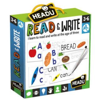 HEADU: Čtu a píšu