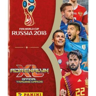 World Cup 2018 - Adrenalyn karty