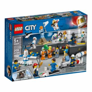 LEGO® City Sada postav – Vesmírný výzkum