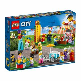 LEGO® City Sada postav – Zábavná pouť