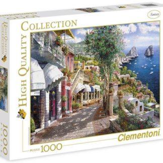 Puzzle 1000 dílků Capri