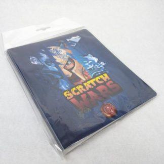 Scratch Wars - Album na karty hrdinů A5