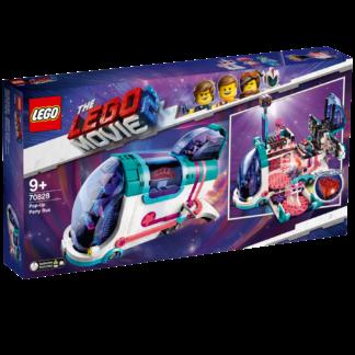 LEGO® Movie 70828 Vyklápěcí party autobus