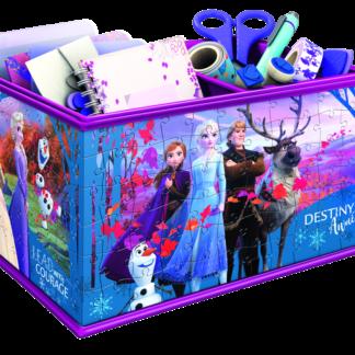 Puzzle úložná krabice Ledové království 2 216 dílků