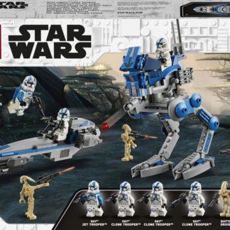 Lego Star Wars Klonoví vojáci z 501. legie