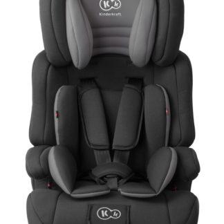KINDERKRAFT Comfort Up (9-36 kg) Autosedačka – Black