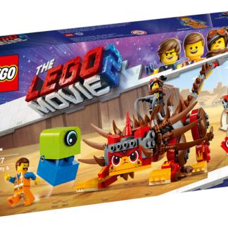 LEGO® Movie 70827 Ultrakatty a válečnice Lucy!