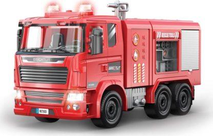 Wiky Vehicles Auto hasičské - skládací model 36 cm