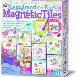 Výroba magnetek - víly