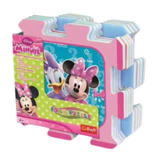 Pěnové Puzzle Minnie