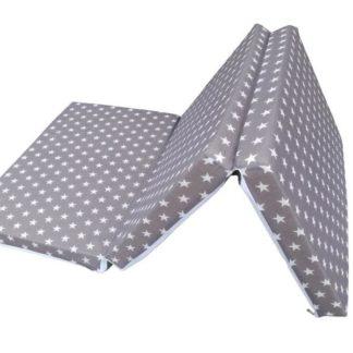 Matrace skládací 6 cm - Hvězdy
