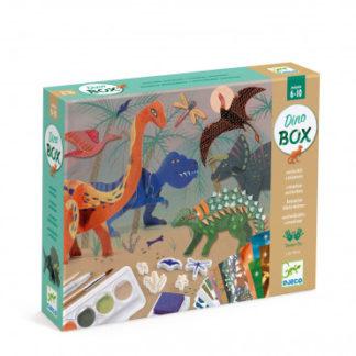 Velká kreativní sada - svět dinosaurů
