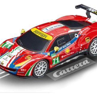 Auto Carrera GO 64114 Ferrari 488 GT3 AF Corse
