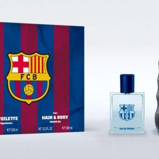 Dárková sada FC Barcelona EDT 100ml + sprchový gel 300ml