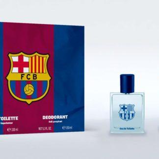 Dárková sada FC Barcelona EDT 100ml + DEO 150ml
