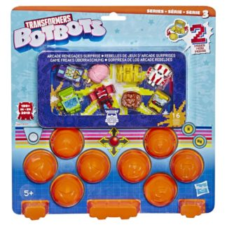 Transformers BotBots Velkolepé překvapení