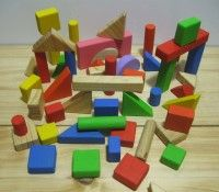 Montessori smyslové pomůcky